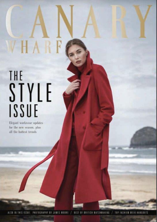 Canary Wharf magazin