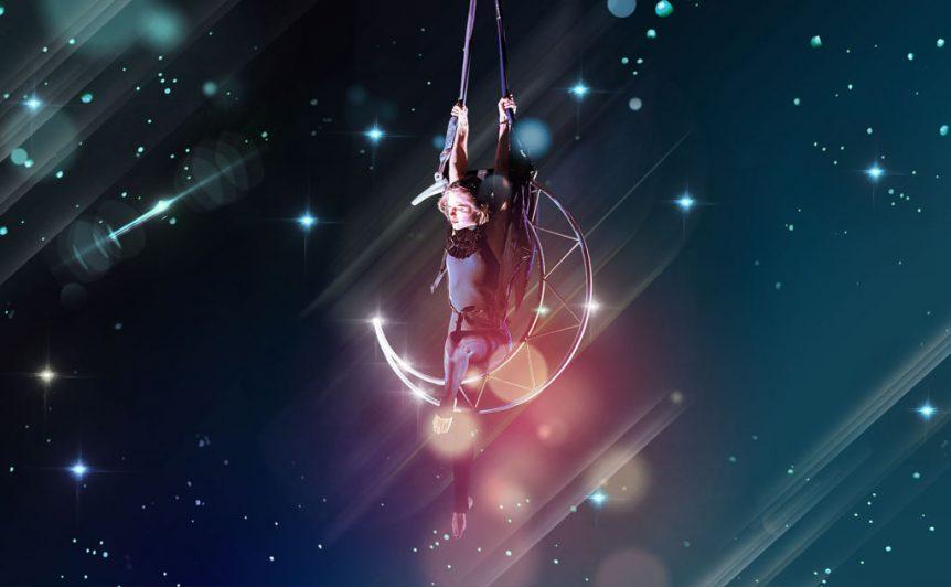 Djevojka na trapezu