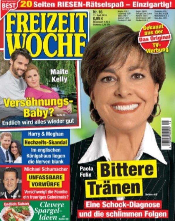Freizeit Woche magazin
