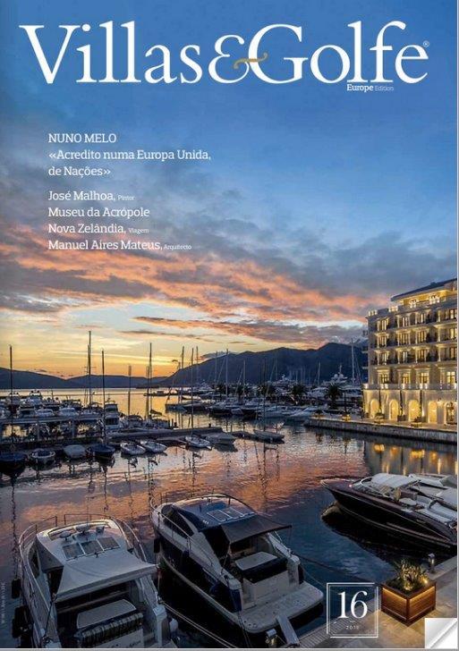 Villas & Golfe magazin