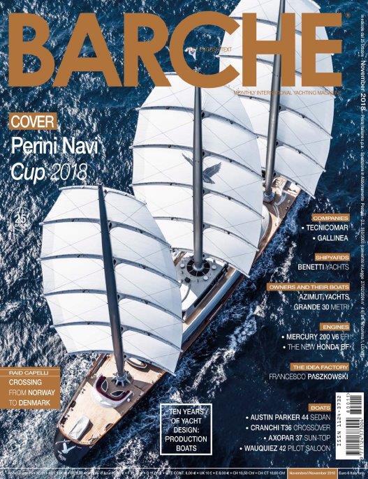 Barche magazin