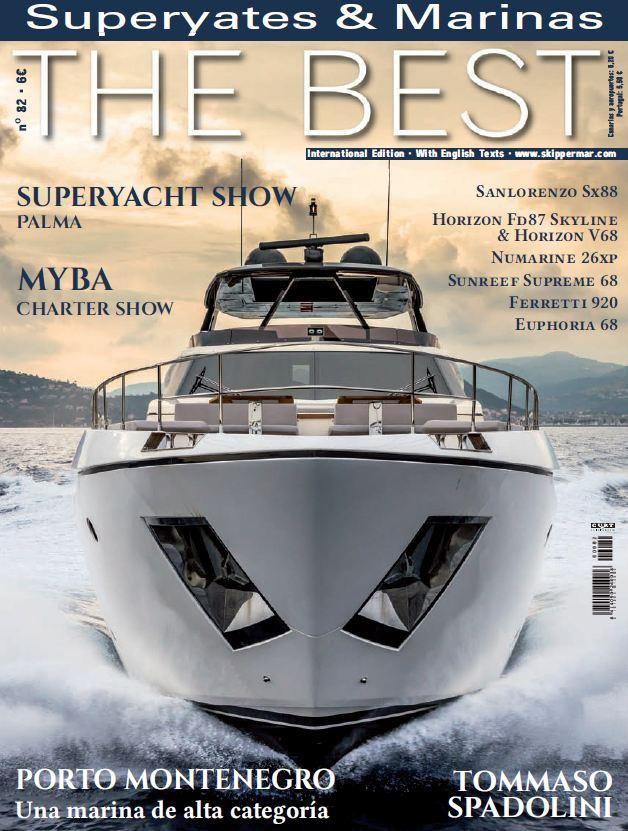 Superyates & Marinas magazin
