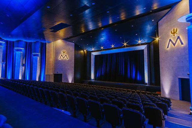 Porto Monenegro auditorium