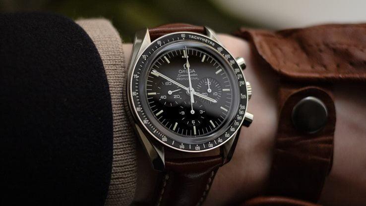 Omega classic watch model