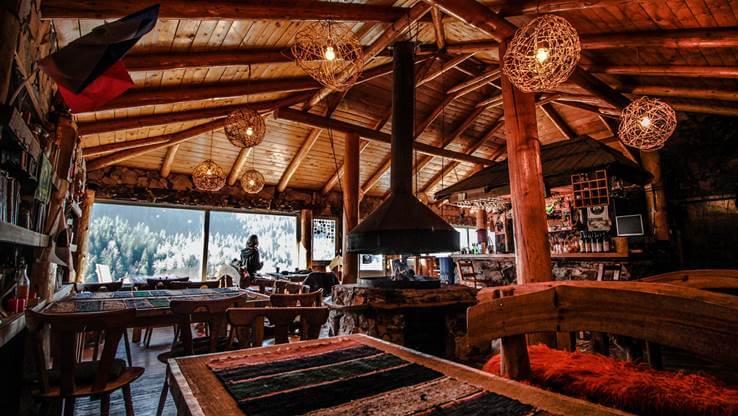 Native restaurant in Montenegro