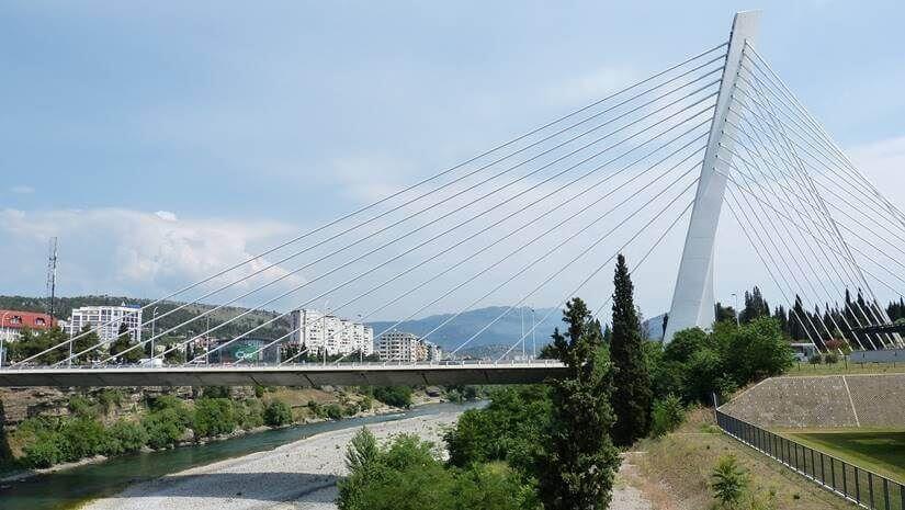 Bridge in Montenegro