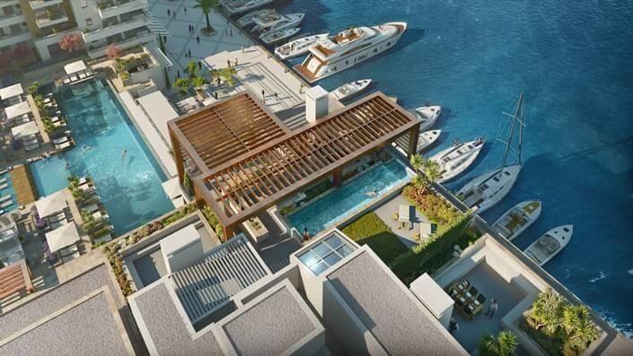 Apartments on Montenegrian coast