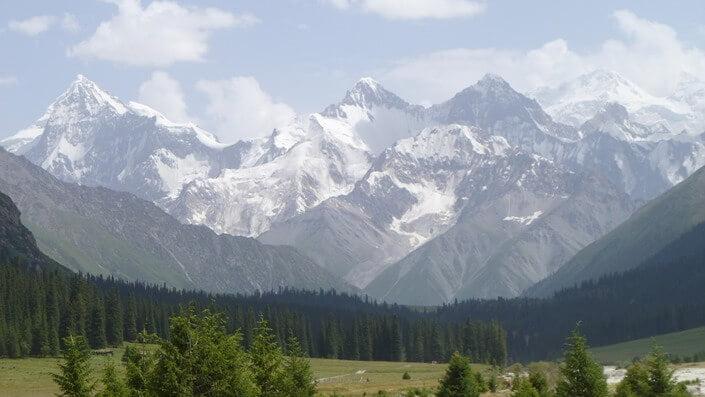 Mountains in Montenegro, Prokletije