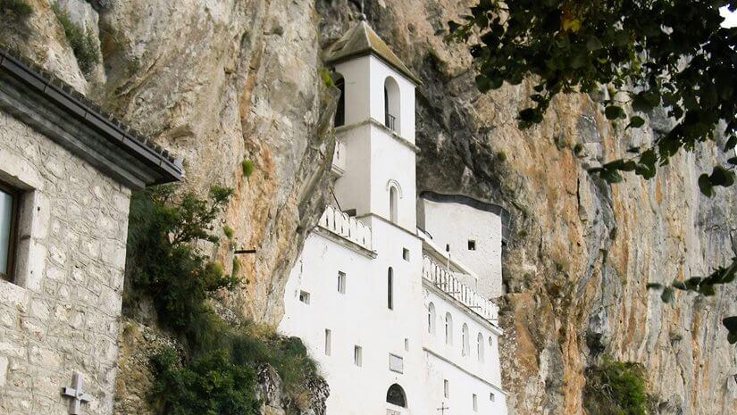 Ostrog monastery