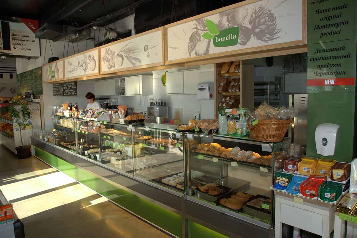 Bonella store interior
