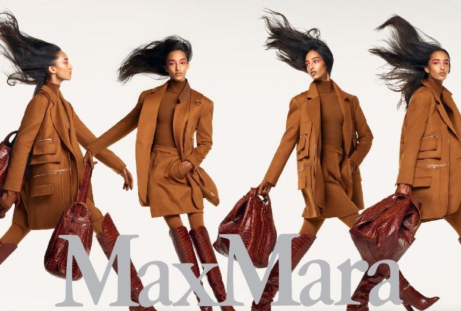 Max Mara campaign