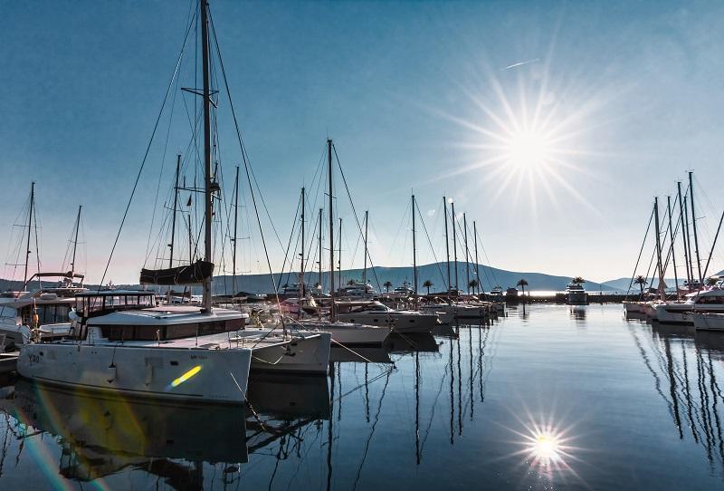 sustainable marina