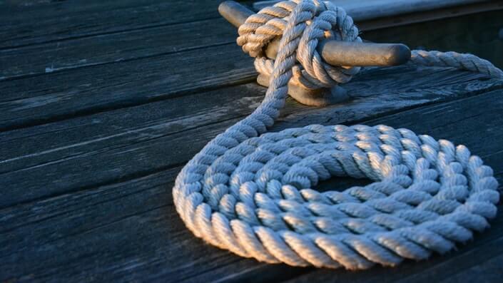 Konopac za usidrenje brodova