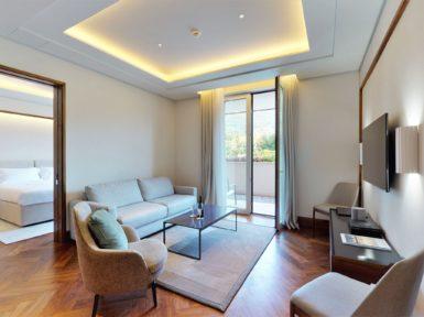 Living room in Elena residences