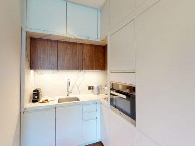 Kitchen in the Elena apartment